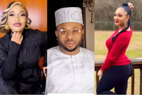 """""""We Dey Recycle Ourselves, I Chop Your Own, You Chop Another"""" - Actress, Rosy Meurer Fires Back At Tonto Dikeh"""