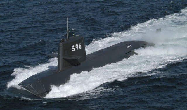 Tàu ngầm Kuroshio