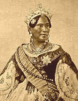 Η Βασίλισσα Ραναβαλόνα της Μαδαγασκάρης