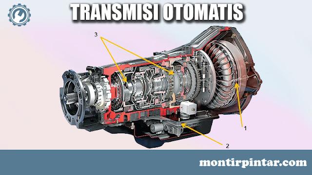 tipe transmisi otomatis hidrolik