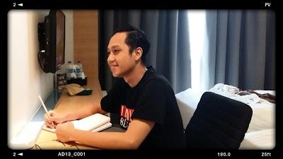 Blogger Eksis di Batiqa Hotel Karawang