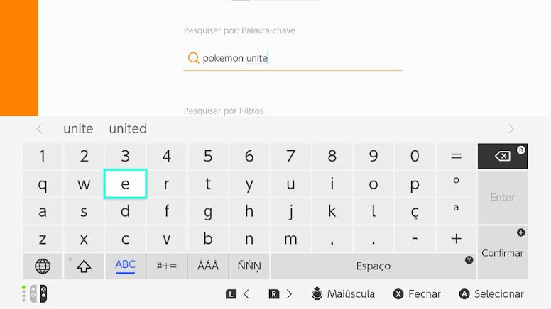 Como Baixar Pokémon Unite no Nintendo Switch