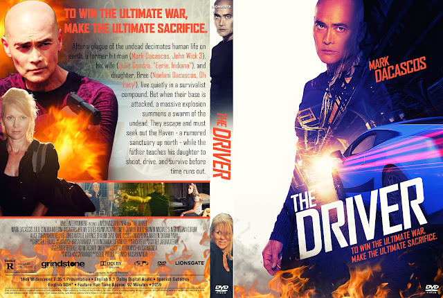 The Driver DVD Cover