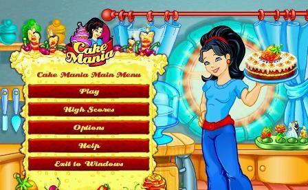 cake mania full game free download
