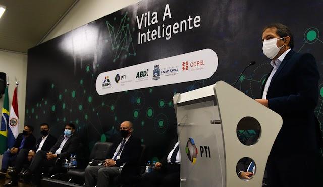Vila A Inteligente: primeira fase é oficialmente lançada e projeto se prepara para receber novas tecnologias
