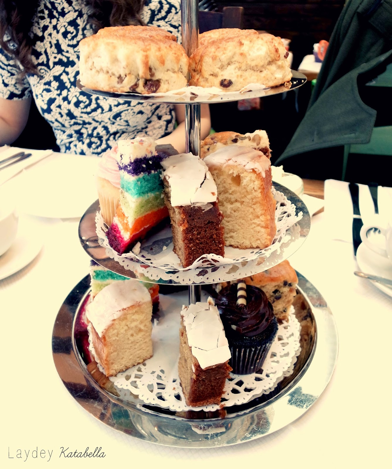 afternoon tea the kitchen tower london