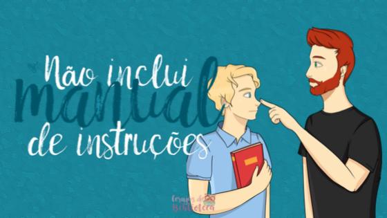 Não Inclui Manual de Instruções - T. S. Rodrigues