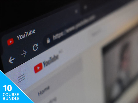 Complete Content Creator Course Bundle for YouTube