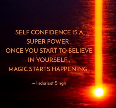 Super Self Power Quotes