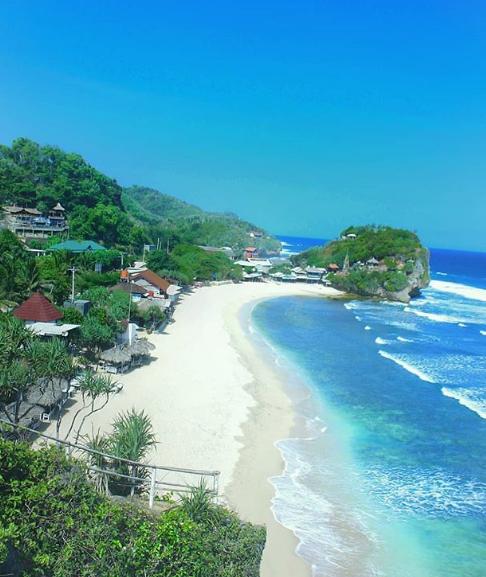 destinasi wisata Pantai Indrayanti jogja