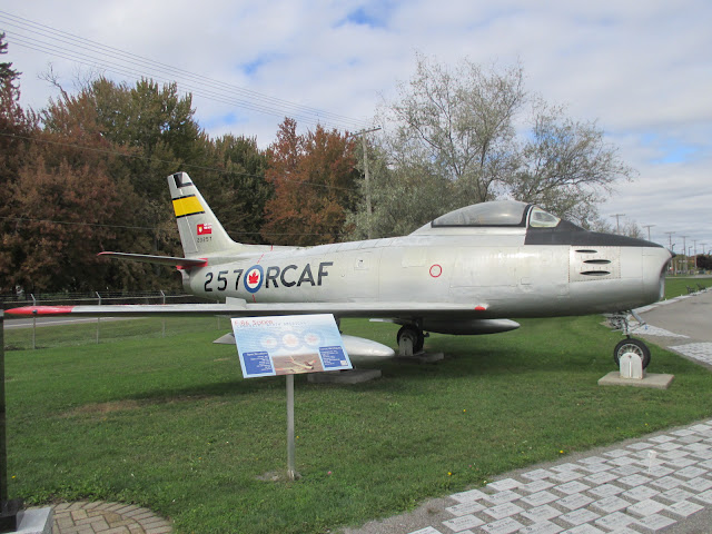 1/144 National Air Force Museum of Canada diecast metal aircraft miniature