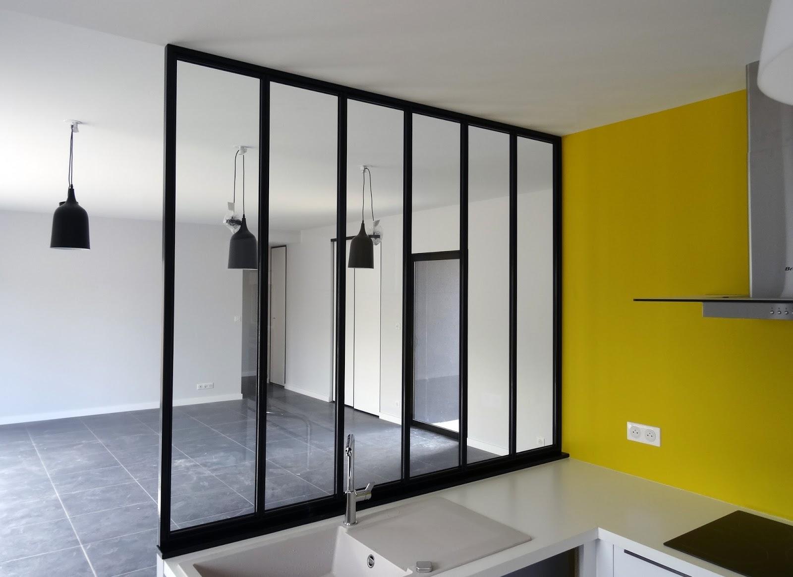 Cloison Amovible Style Verriere | Idées décoration - Idées décoration