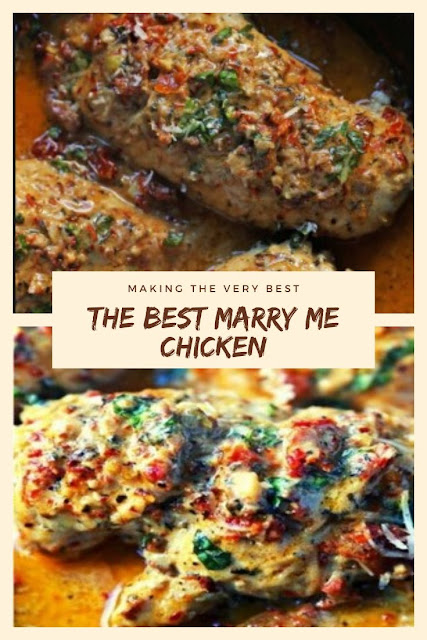 The Best Marry Me Chicken Recipe