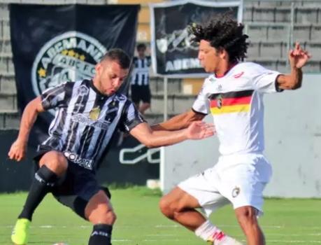 Globo FC cede empate ao ABC no Barretão