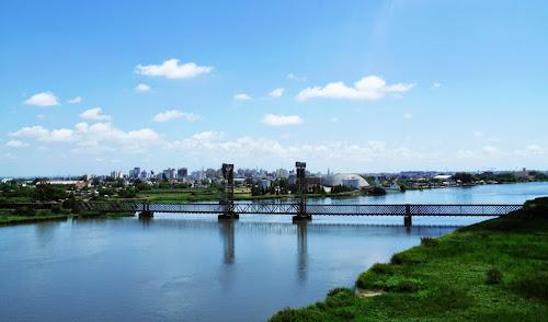 Ponte do Canal de São Gonçalo - Pelotas