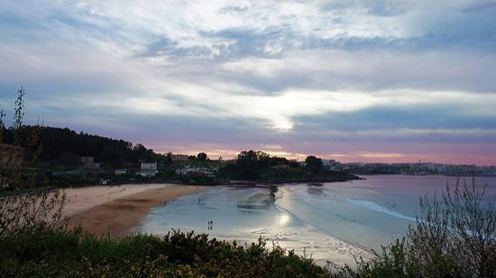 buongiorno A Coruña - Spiaggia di Bastiagueiro