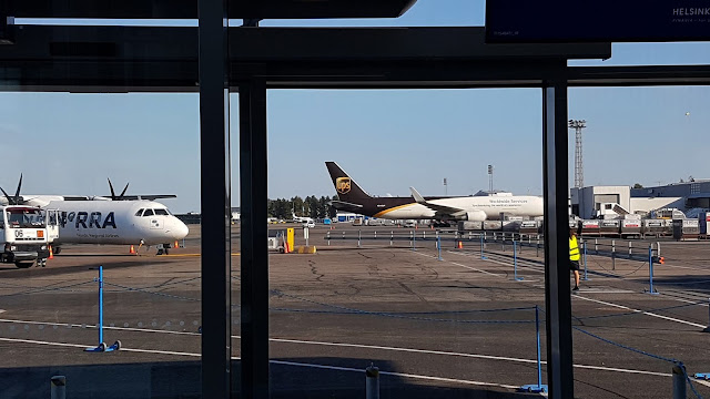 Samoloty Norry i UPS