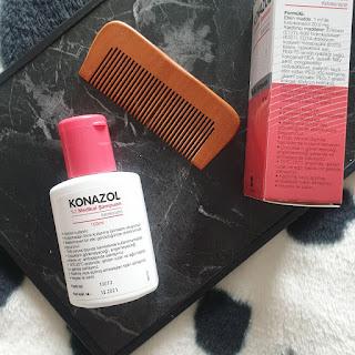 konazol şampuan kullanımı