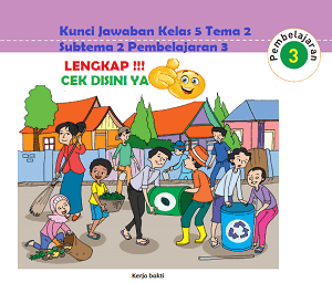 Kunci Jawaban Kelas 5 Tema 2 Subtema 2 Pembelajaran 3 www.simplenews.me