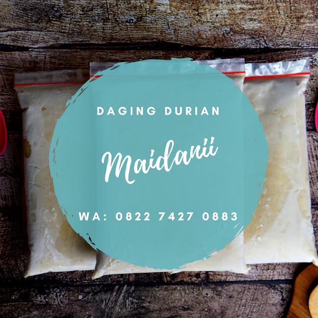 Daging Durian Medan Berkelas di Rokan Hulu