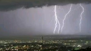 Breaking news: Diperkirakan hari ini akan terjadi cuaca ekstrem