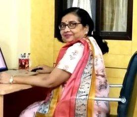 लेखिका-रीता गुप्ता