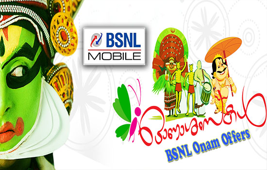 BSNL Onam Offer 2020 : Get extra talk value of Rs 240 for Top Up Rs 220 from 24th August to 06th September