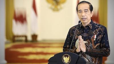 Jokowi Turunkan Status PPKM Level 4 di Jawa-Bali jadi Level 3, Ini Sebabnya