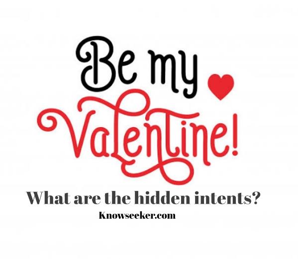 Be my valentine image