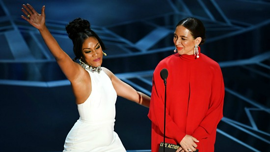 Tiffany Haddish and Maya Rudolph to Host Oscars 91