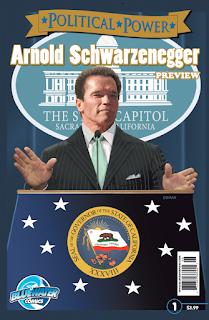 Arnold Schwarzenegger - Cover