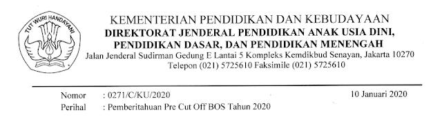 Salam semangat buat Pendidik dan Tenaga Kependidikan Dapodik 2021 : Jadwal Pelaporan Penggunaan BOS Tahun 2019 Melalui bos.kemdikbud.go.id