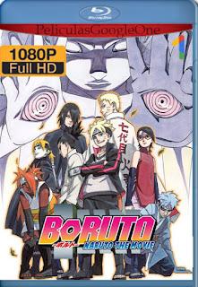 Boruto: Naruto La Pelicula(2015) [1080p BRrip] [Japones] [GoogleDrive]