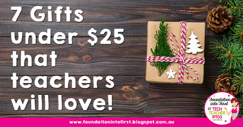 Teacher Christmas gift ideas. Stationery, books, personalised bottles and more! Find out what your teacher wants this holiday season!