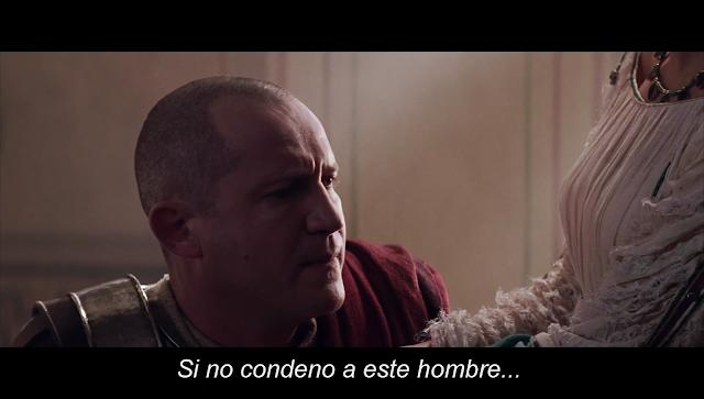 La Pasión de Cristo (2004) UHD 4K Español Latino captura 1