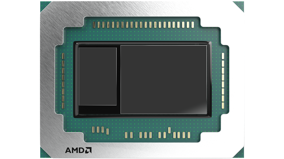 Grafis AMD Radeon Vega Mobile