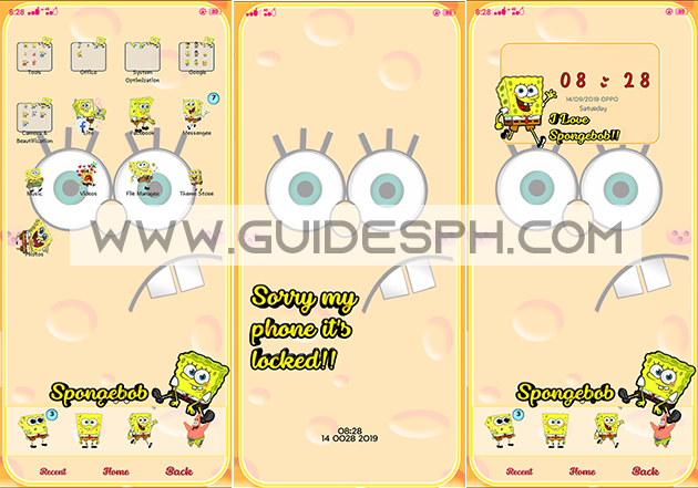 Oppo Theme: Spongebob Squarepants Theme