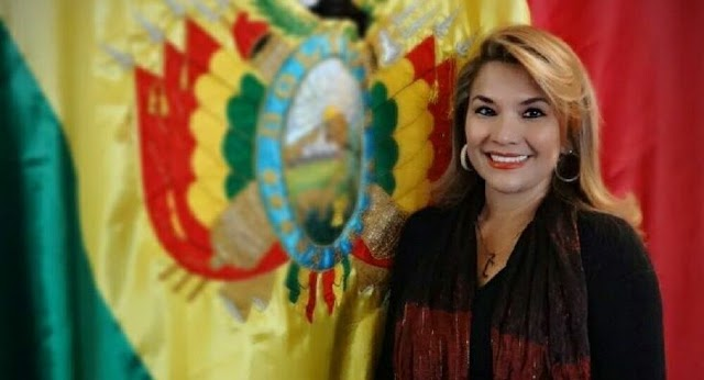 Former Interim President Jeanine Añez Arrested in Bolivia due to coup 2019 allegations.