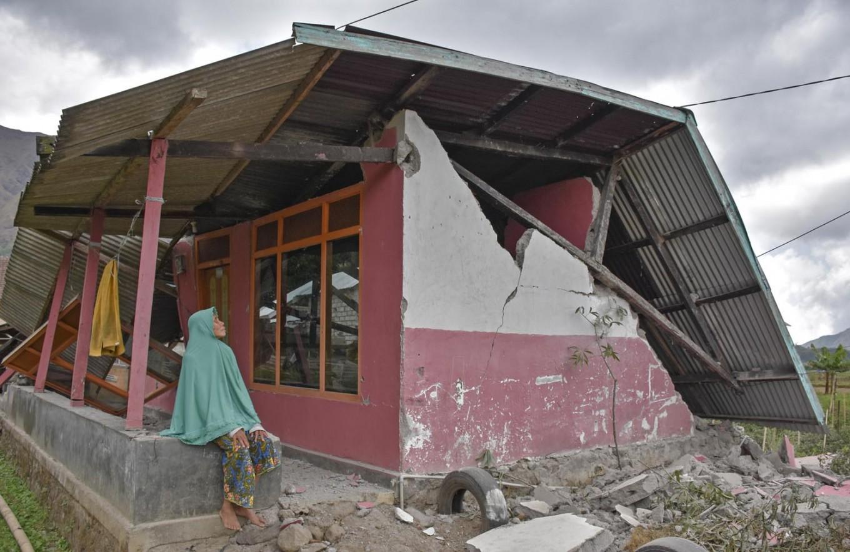 Innalillahi, NTB Diguncang Gempa Bumi 6,8 SR