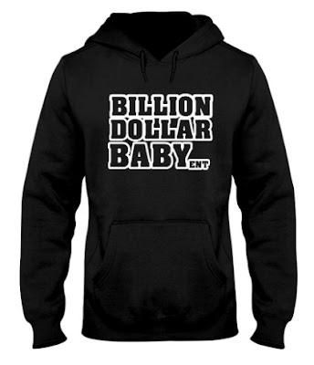 billion dollar baby merchandise,  billion dollar baby shirts,  billion dollar baby ent merch,  billion dollar baby entertainment merch,