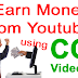 Earn From YouTube Using CC Videos