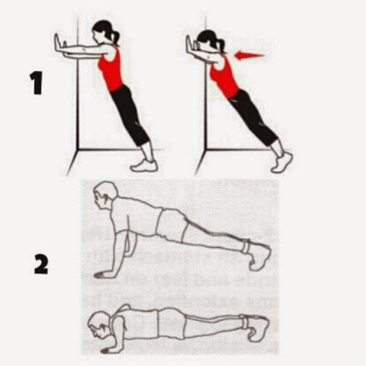 تمارين لتصغير الصدر - شد الصدر - رفع الصدر و إعطاءة إمتلاء
