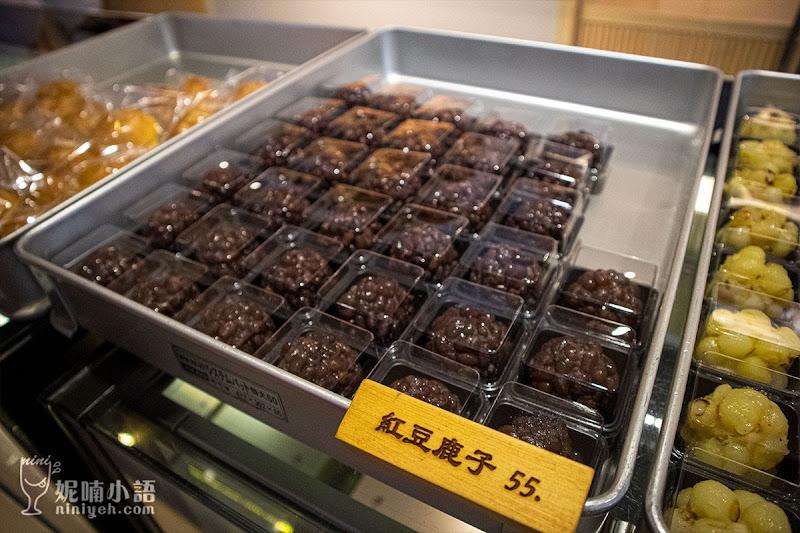 【大稻埕美食】滋養製菓豆餡舖。日本遊客也瘋狂!草莓大福和菓子必買伴手禮