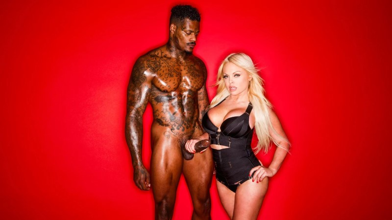 Blacked – Addicted – JESSE JANE