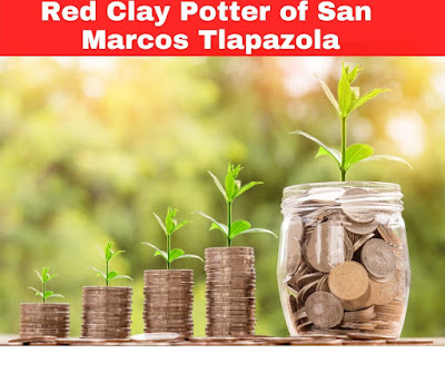 Red Clay Potter of San Marcos Tlapazola