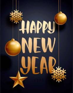 Happy New Year Images Advance