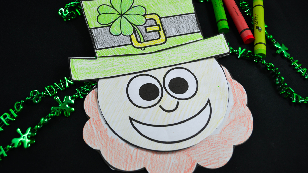 Lucky Leprechauns Book