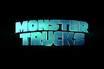 Monster Trucks - Banner & Trailer