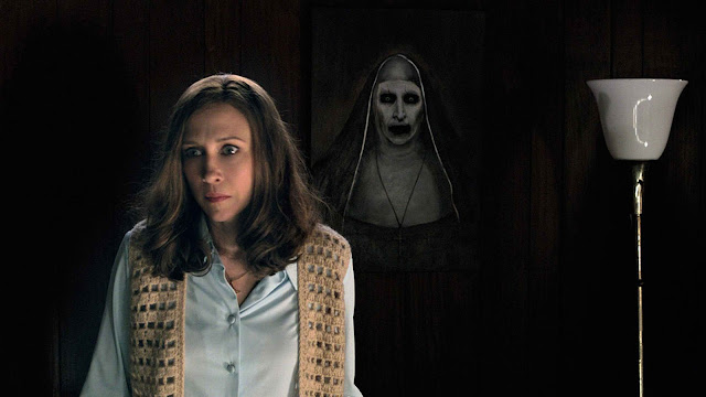 WATCH: Pray for Forgiveness as THE NUN Haunts in Teaser Trailer