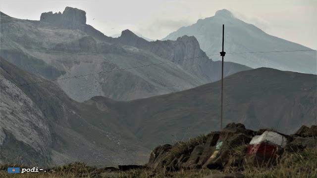 Pirineo de Huesca, senda de Camille. Etapa de Gabardito a Lizarra